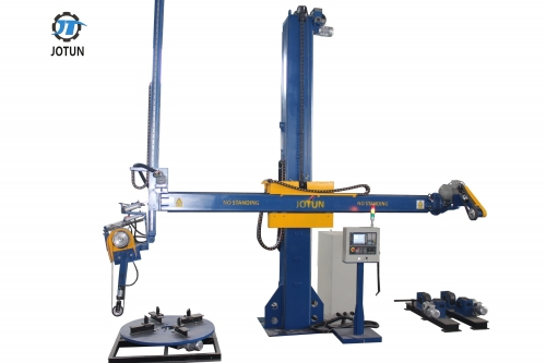 Heavy CNC Polishing Machine For shell body and dished